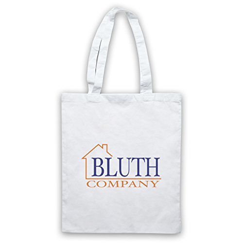 Development d'emballage Bluth Sac par Logo Officieux Blanc Inspired Apparel Company Arrested Inspire ICwnvxqg4