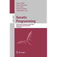Genetic Programming: 9th European Conference, EuroGP 2006, Budapest, Hungary, April 10-12, 2006. Proceedings (Lecture Notes in Computer Science)