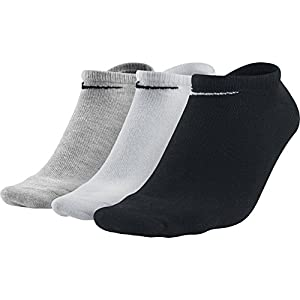 Nike Men's Value No Show Socks (XL, Multi-Color)