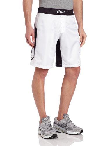 Asics Men's Razor Short, White/Black, 30