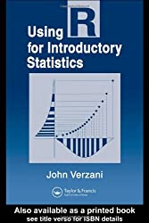Using R for Introductory Statistics (Chapman & Hall/CRC The R Series)
