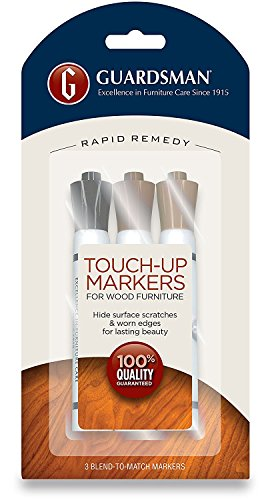 Price comparison product image Guardsman Wood Touch-Up Markers - 3 Colors - Touch-Up and Repair Scratches - 465000