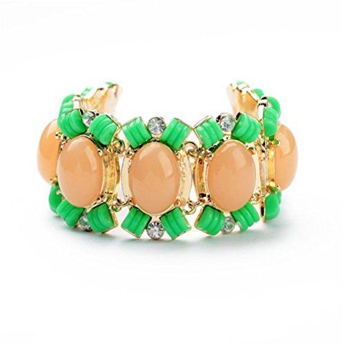 Fun Daisy Classic Rhinestones Graceful Fashion Bracelet - sl00225