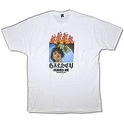 Halsey Ruined Me White T shirt Soft (M)