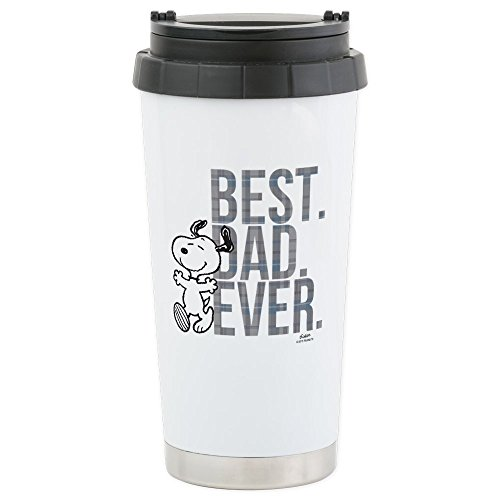 CafePress Snoopy Stainless Insulated Tumbler