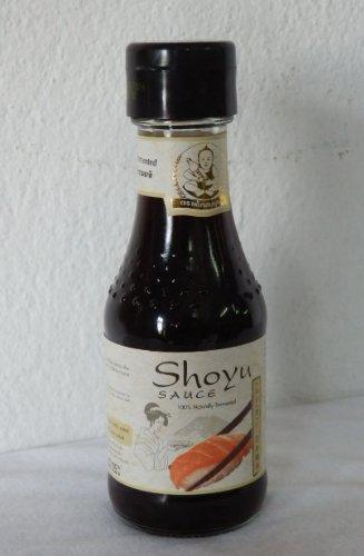 Healthy Boy Premium Shoyu Sauce 100% Naturally Fermented 125ml.