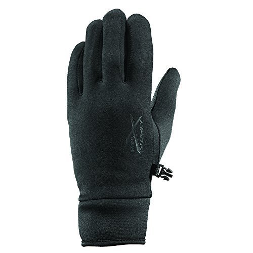 Seirus Innovations Men's Xtreme All Weather Gloves, Black, Medium by Seirus Innovation