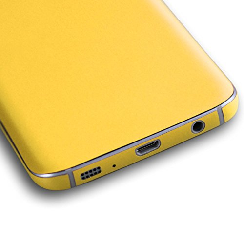 AppSkins Folien-Set Samsung Galaxy S7 Color Edition yellow