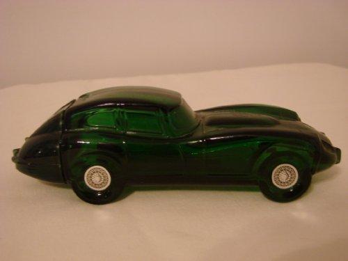 Vintage Avon Wild Country Decanter - Collectible Jaguar Car