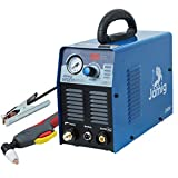 Jamig Plasma Cutter Air Plasma Cutting Machine Cut45 10mm Clean Cut,14mm Severance Cut Plasma Cutter (CUT45i-110v)