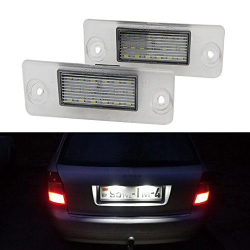 B5 S4 Led Tail Lights in US - 5