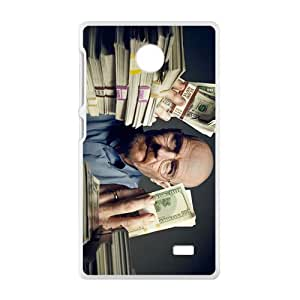 KKDTT Breaking Bad Design Personalized Fashion High Quality Phone Case For Nokia X