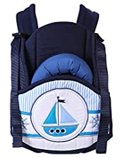 Universal Baby Supplies Baby Carrier - Sky Blue Navy