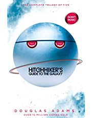 The Hitchhiker's Guide to the Galaxy Omnibus: The Complete Trilogy in Five Parts (Hitchhikers Guide to/Galaxy)