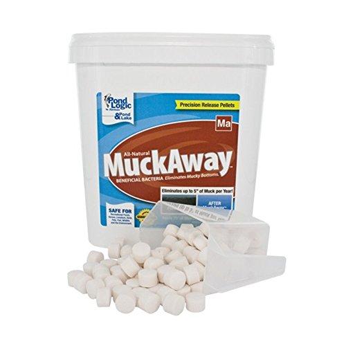 Muck Away Pellets 4#