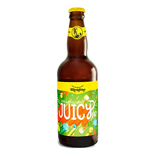 Cerveja Blondine Juicy IPA 500ml