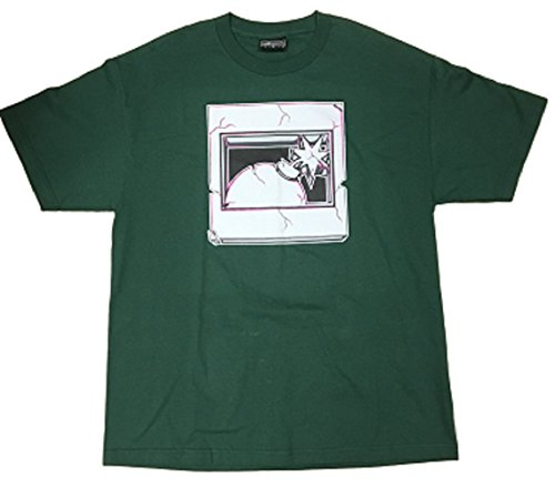 The Hundreds Stone Adam Tee (X-Large, Green) (Adam Tee)