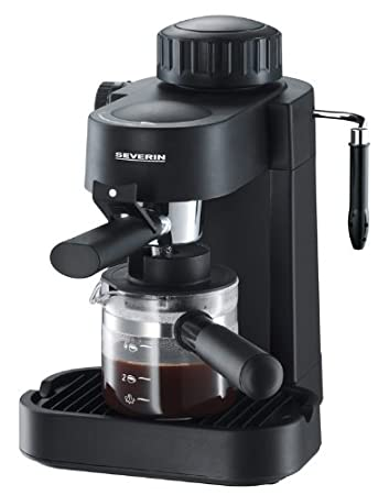 Severin KA 5954 - Cafetera eléctrica para 4 tazas (800 W): Amazon ...