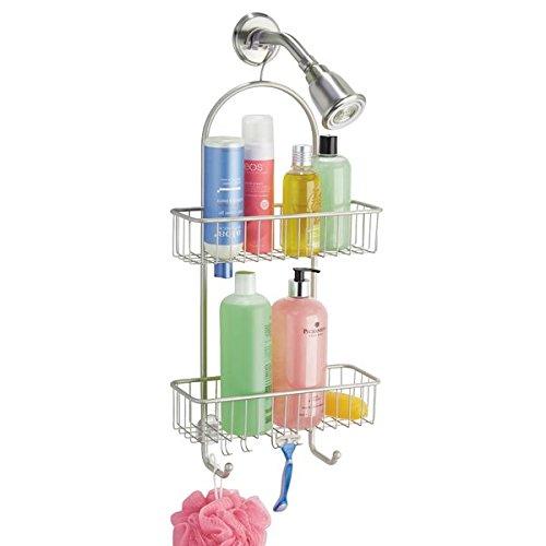 mDesign Shower Storage Shampoo Conditioner