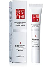 Freckles Removal Whitening Brightening Face Cream Face Facial Uneven Skin Tone Treatment Cream Hyaluronic Acid Anti-Aging Wrinkle Sun Damage Remove Dark Spots Firming Dark Circles