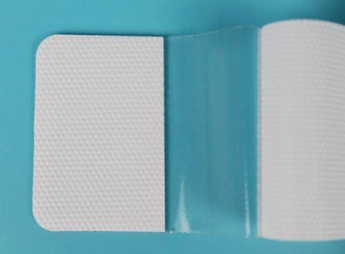 Scar-Cote - Apósito de silicona para cicatrices, 12 x 6 cm