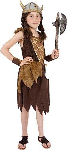 Viking Girl Costume Large (Viking Outfit)