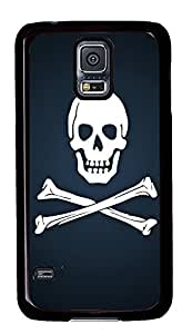 sell Samsung Galaxy S5 cover Black Pirate Flags PC Black Custom Samsung Galaxy S5 Case Cover