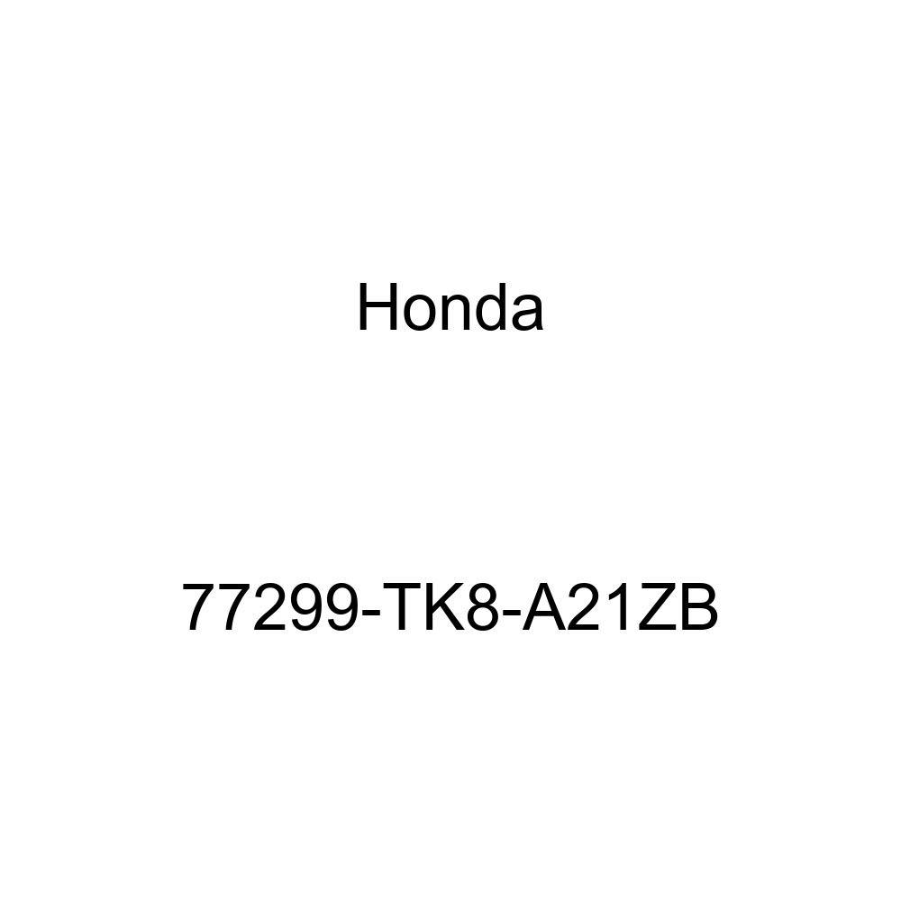 Honda Genuine 77299-TK8-A21ZB Center Console Assembly
