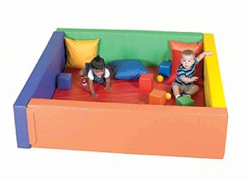 Infant Toddler Play Yard w Floor