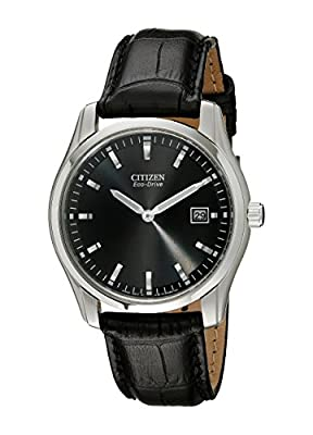 Citizen Men's Eco-Drive Stainless Steel Watch, AU1040-08E from Citizen