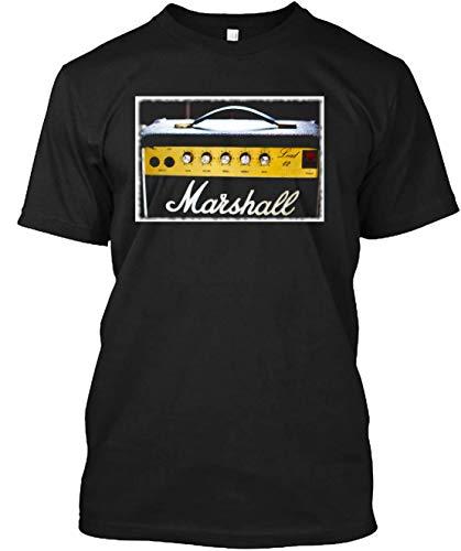 marshall 80 s Lead 12 amp-Unisex Short Sleeve Graphic Fashion T-Shirt