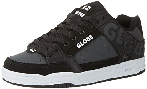Scarpe Globe Black Uomo Tilt Skateboard Schwarz Shadow da wq1aS51