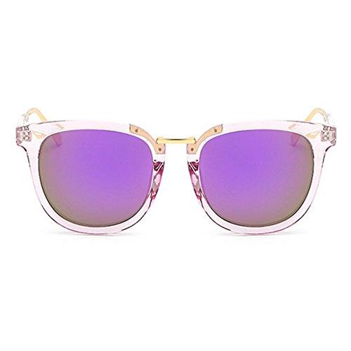 Colorful Sol Gafas De Gafas Gaze Grandes Moda Full C Ocean Frame Business De Cycling Sports A Casual UrPw5rxq