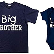 d4012763f matching brother shirt set big brother toddler little brother baby one piece .