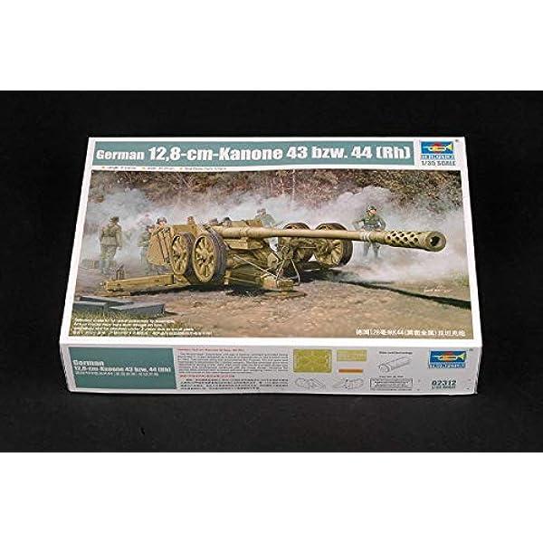 Tanque con ca/ñ/ón autopropulsado alem/án Trumpeter 1524 Flak38 Sd.Kf color//modelo surtido 7//1