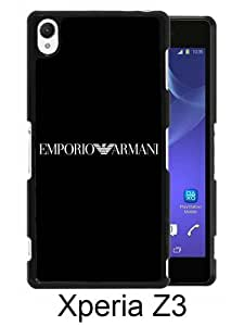 New Fashionable And Durable Designed Case For Sony Xperia Z3 With Amani 8 Black Phone Case