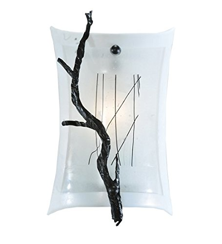 Fused Glass Sconce - 8