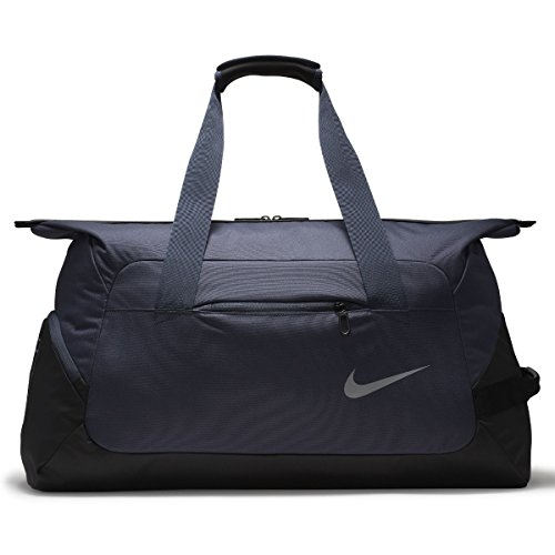 Nike Court Tech Duffle Duffel Bag (Thunder Blue/Black) by NIKE