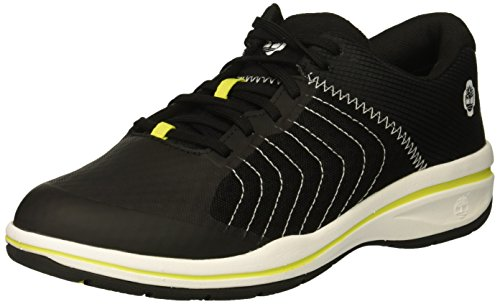 Timberland PRO Women's Healthcare Sport Soft Toe Health Care Professional Shoe, Black, 6 M US