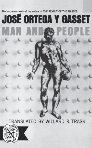 Man And People (Norton Library (Paperback))