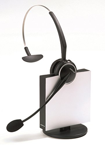 JBR91252815 - Jabra GN9125 Flex 1.9GHz Wireless Headset w/Noise-Cancelling Microphone