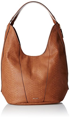 Nine West Beauty in the Details Hobo, Tobacco/Tobacco