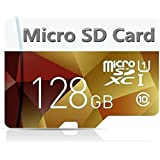 Generic 256GB Micro SD Card High Speed Class 10 with Free Micro SD Adapter (256GB)