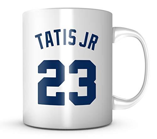 (Fernando Tatis Jr Mug - San Diego Baseball 11 oz Coffee Cup - Makes A Great Fan Gift)