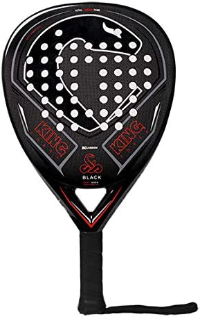 VIBORA Pala Padel King Cobra Black Series 2020 1K