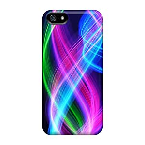 New Hard Cases Premium Iphone 5/5s Skin Cases Covers(colorfull)