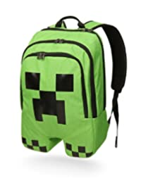 Minecraft Creeper Adjustable Backpack