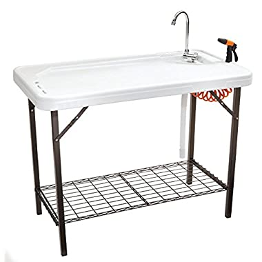 SEEK SKFT-48S Deluxe Cleaning Table