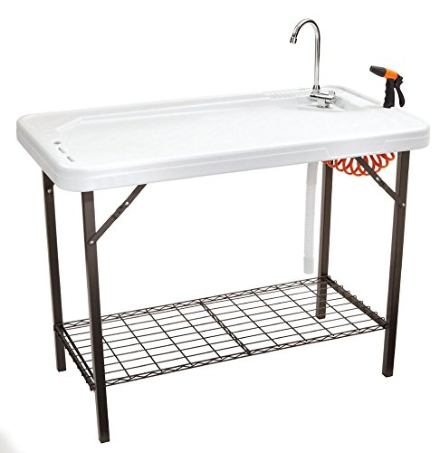 (SEEK SKFT-48S Deluxe Cleaning Table)