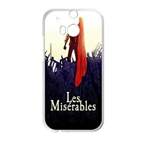 HTC One M8 Phone Case Les Miserables B8U8128334